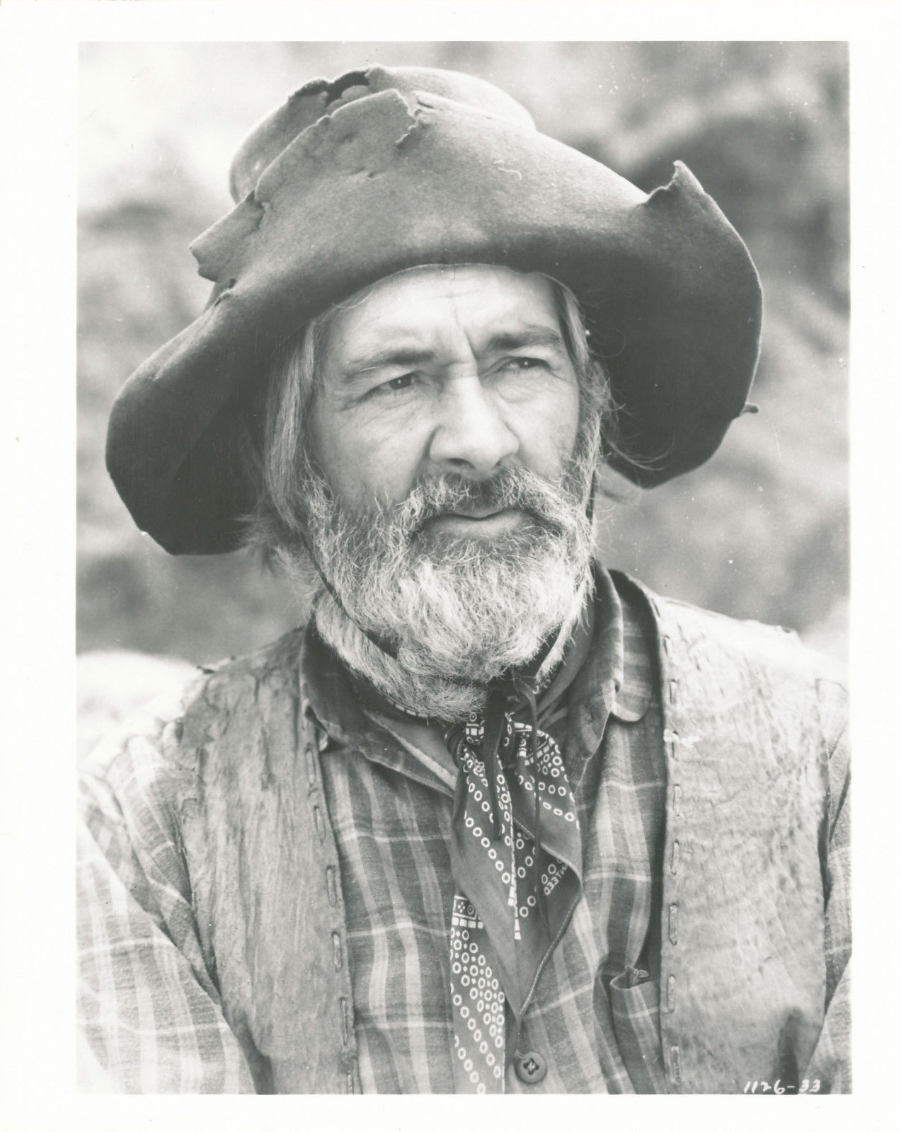 Western movies of course for Gabby hayes